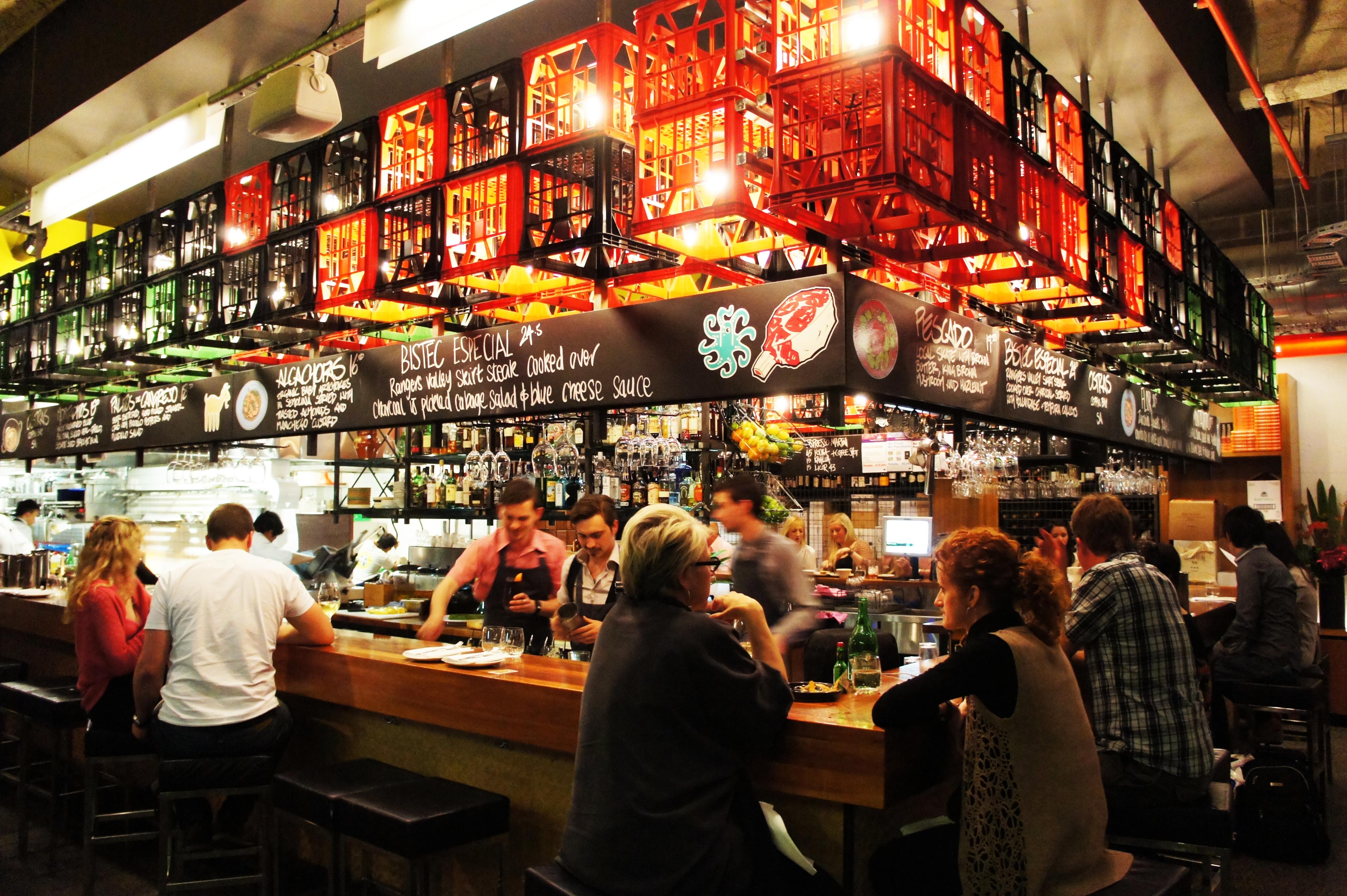 Fill Restaurant And Bar
